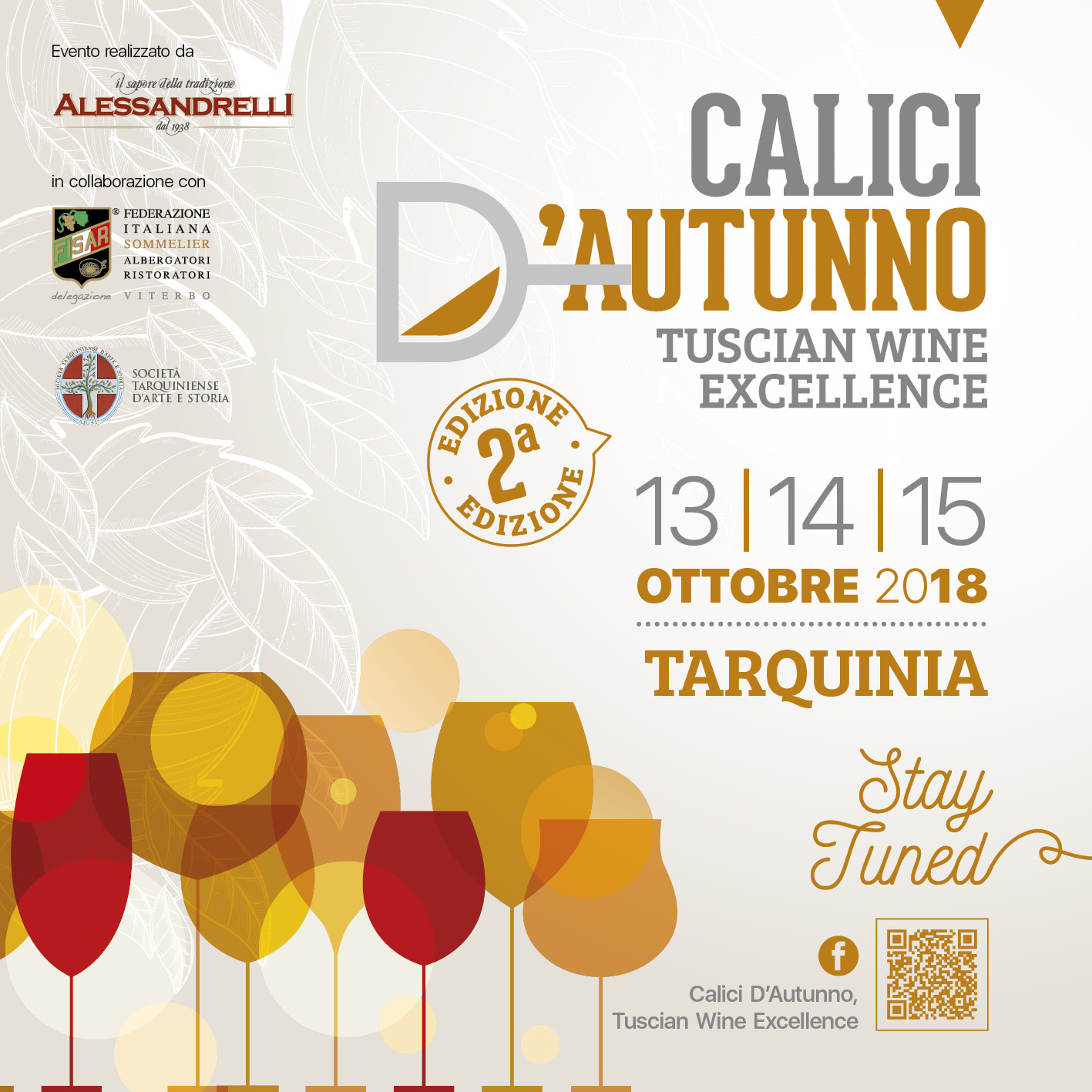 Calici D'Autunno, Tuscian Wine Excellence